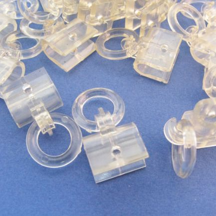 Plastic Ring Clips 10mm Cr10